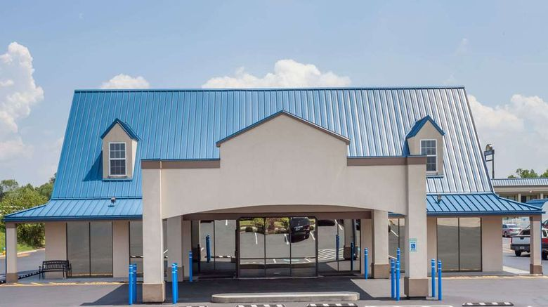 """Days Inn Owensboro Exterior. Images powered by <a href=""""http://web.iceportal.com"""" target=""""_blank"""" rel=""""noopener"""">Ice Portal</a>."""