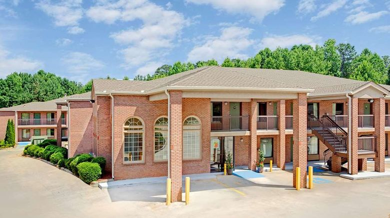 """Super 8 Acworth/Atlanta Area Exterior. Images powered by <a href=""""http://web.iceportal.com"""" target=""""_blank"""" rel=""""noopener"""">Ice Portal</a>."""