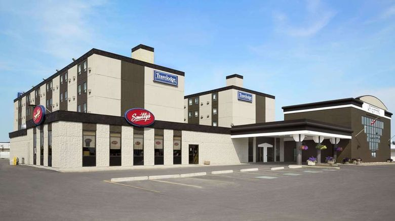 """Travelodge Edmonton West Exterior. Images powered by <a href=""""http://web.iceportal.com"""" target=""""_blank"""" rel=""""noopener"""">Ice Portal</a>."""