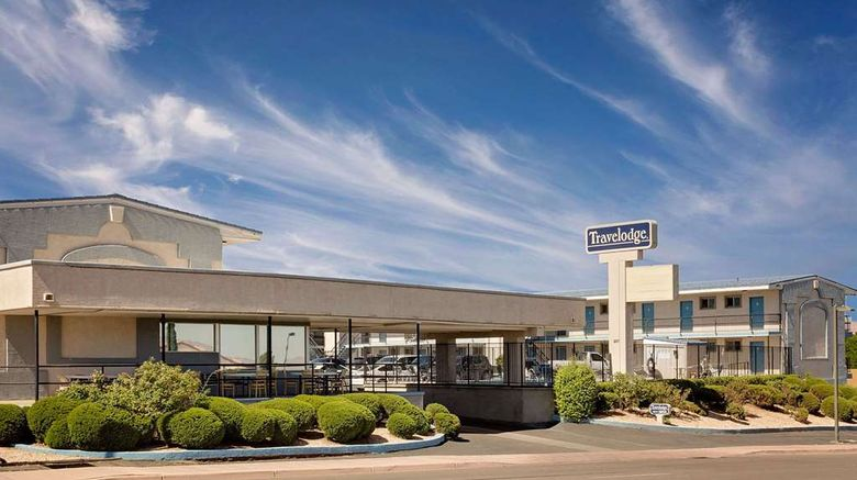 """Travelodge Page Exterior. Images powered by <a href=""""http://web.iceportal.com"""" target=""""_blank"""" rel=""""noopener"""">Ice Portal</a>."""