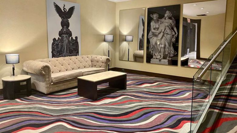 """Ramada Reforma Mexico City Lobby. Images powered by <a href=""""http://web.iceportal.com"""" target=""""_blank"""" rel=""""noopener"""">Ice Portal</a>."""