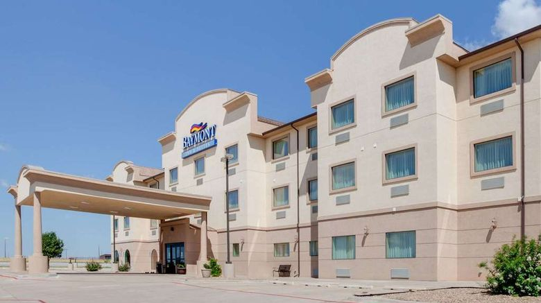 """Baymont Inn  and  Suites Wheeler Exterior. Images powered by <a href=""""http://web.iceportal.com"""" target=""""_blank"""" rel=""""noopener"""">Ice Portal</a>."""
