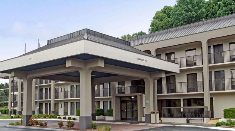 """Baymont Inn  and  Suites Nashville Airport Exterior. Images powered by <a href=""""http://web.iceportal.com"""" target=""""_blank"""" rel=""""noopener"""">Ice Portal</a>."""