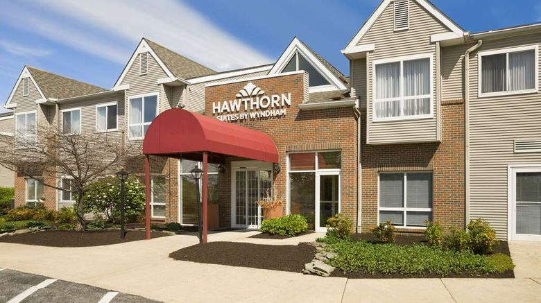 """Hawthorn Suites Philadelphia Airport Exterior. Images powered by <a href=""""http://web.iceportal.com"""" target=""""_blank"""" rel=""""noopener"""">Ice Portal</a>."""