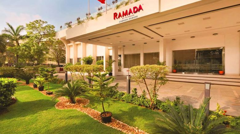 """Ramada Chennai Egmore Exterior. Images powered by <a href=""""http://web.iceportal.com"""" target=""""_blank"""" rel=""""noopener"""">Ice Portal</a>."""