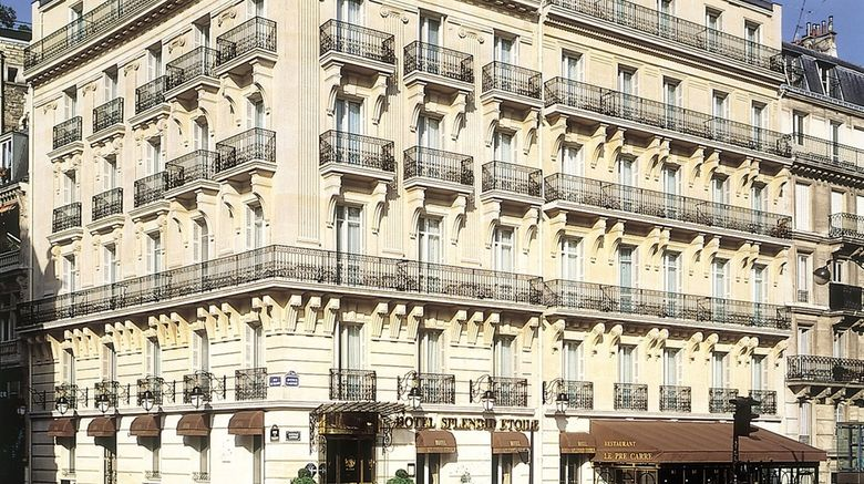 """Hotel Splendid Etoile Exterior. Images powered by <a href=""""http://web.iceportal.com"""" target=""""_blank"""" rel=""""noopener"""">Ice Portal</a>."""