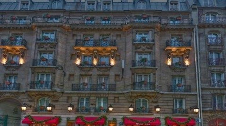 """Hotel Lenox Montparnasse Exterior. Images powered by <a href=""""http://web.iceportal.com"""" target=""""_blank"""" rel=""""noopener"""">Ice Portal</a>."""