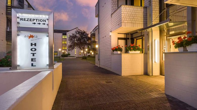 """TOP Acora Hotel und Wohnen Bonn Exterior. Images powered by <a href=""""http://web.iceportal.com"""" target=""""_blank"""" rel=""""noopener"""">Ice Portal</a>."""