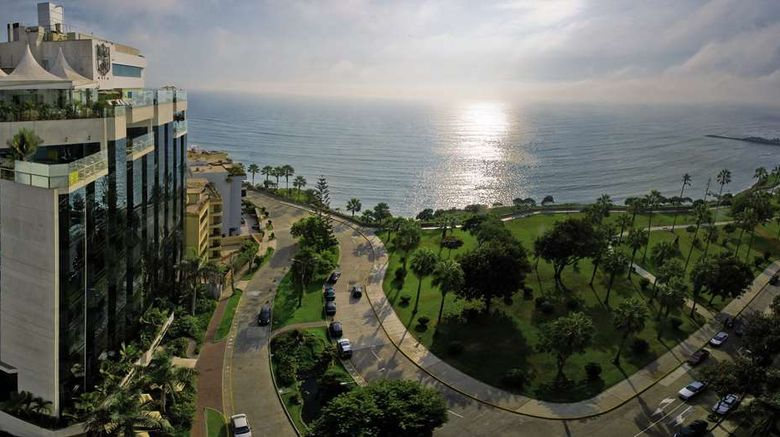 """Belmond Miraflores Park Hotel Exterior. Images powered by <a href=""""http://web.iceportal.com"""" target=""""_blank"""" rel=""""noopener"""">Ice Portal</a>."""