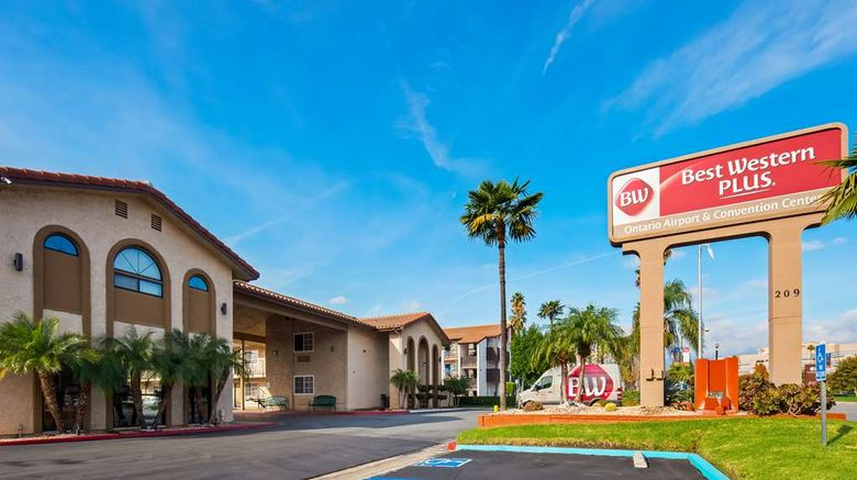 """Best Western Plus Ontario Airport Exterior. Images powered by <a href=""""http://web.iceportal.com"""" target=""""_blank"""" rel=""""noopener"""">Ice Portal</a>."""