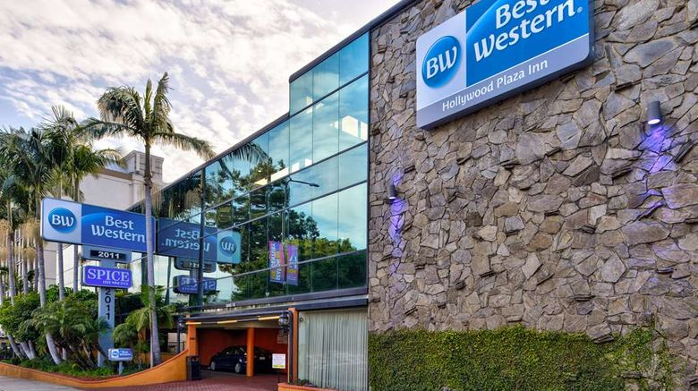 """Best Western Hollywood Plaza Inn Exterior. Images powered by <a href=""""http://web.iceportal.com"""" target=""""_blank"""" rel=""""noopener"""">Ice Portal</a>."""