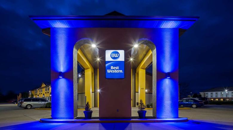 """Best Western Regency Inn Exterior. Images powered by <a href=""""http://web.iceportal.com"""" target=""""_blank"""" rel=""""noopener"""">Ice Portal</a>."""