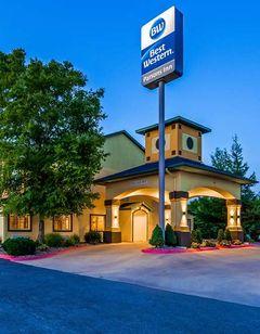 Best Western Parsons Inn