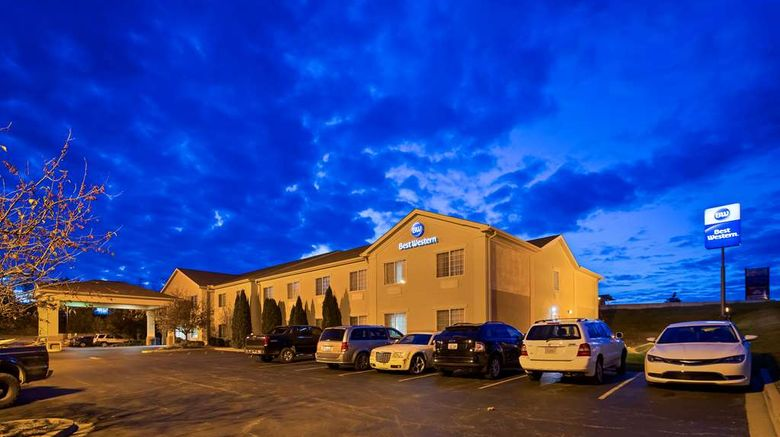 """Best Western Lawrenceburg Inn Exterior. Images powered by <a href=""""http://web.iceportal.com"""" target=""""_blank"""" rel=""""noopener"""">Ice Portal</a>."""