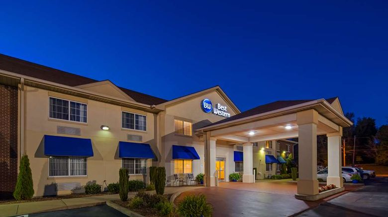 """Best Western Central City Exterior. Images powered by <a href=""""http://web.iceportal.com"""" target=""""_blank"""" rel=""""noopener"""">Ice Portal</a>."""