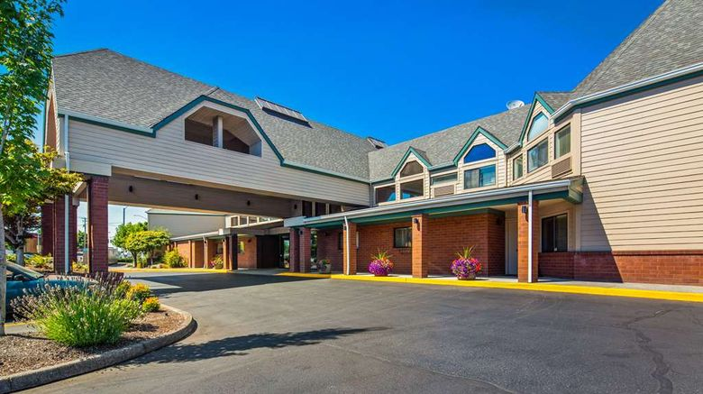 """Best Western Pony Soldier Inn - Airport Exterior. Images powered by <a href=""""http://web.iceportal.com"""" target=""""_blank"""" rel=""""noopener"""">Ice Portal</a>."""