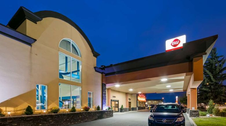 """Best Western Plus City Centre Inn Exterior. Images powered by <a href=""""http://web.iceportal.com"""" target=""""_blank"""" rel=""""noopener"""">Ice Portal</a>."""