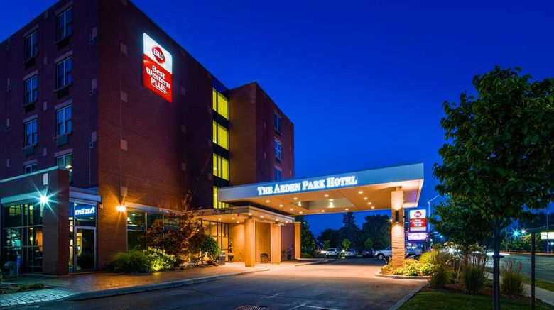 """Best Western Plus The Arden Park Hotel Exterior. Images powered by <a href=""""http://web.iceportal.com"""" target=""""_blank"""" rel=""""noopener"""">Ice Portal</a>."""