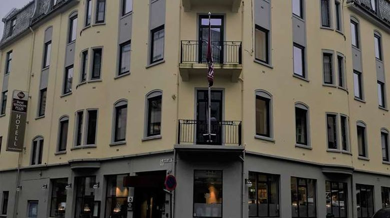 """Hotell Hordaheimen Exterior. Images powered by <a href=""""http://web.iceportal.com"""" target=""""_blank"""" rel=""""noopener"""">Ice Portal</a>."""