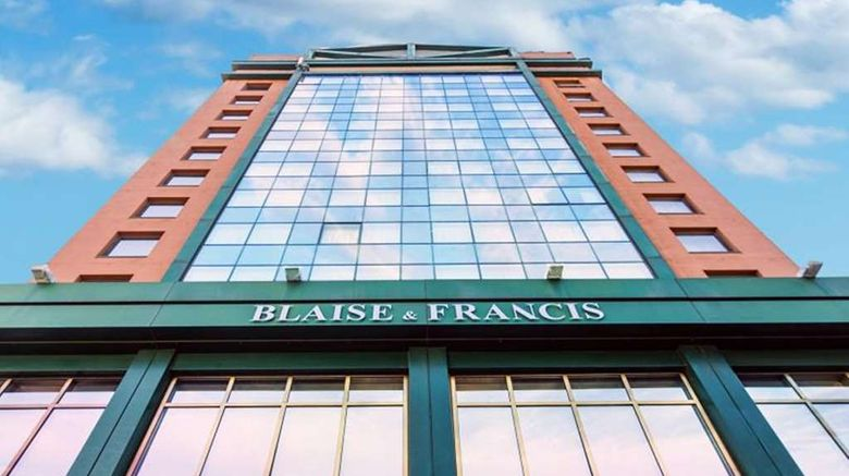 """Best Western Hotel Blaise  and  Francis Exterior. Images powered by <a href=""""http://web.iceportal.com"""" target=""""_blank"""" rel=""""noopener"""">Ice Portal</a>."""