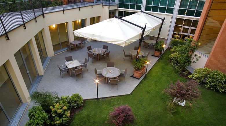 """Best Western Plus Hotel Le Favaglie Exterior. Images powered by <a href=""""http://web.iceportal.com"""" target=""""_blank"""" rel=""""noopener"""">Ice Portal</a>."""