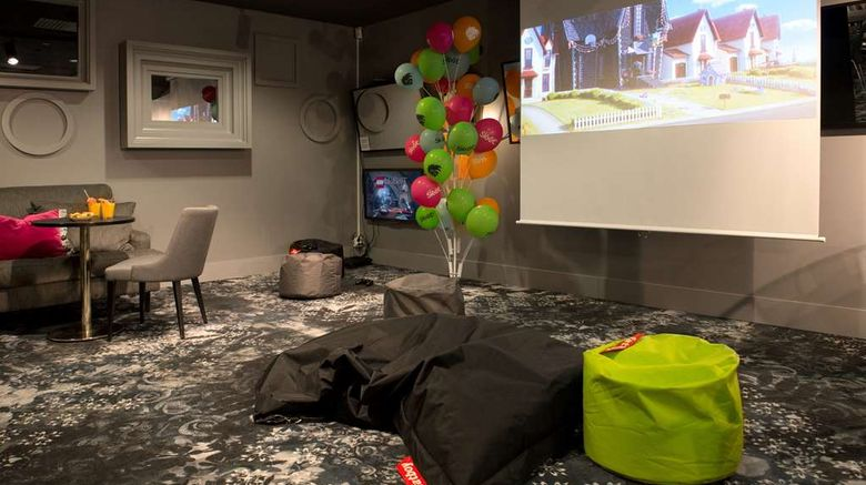 """<b>Scandic Hotel Rubinen Recreation</b>. Images powered by <a href=""""https://iceportal.shijigroup.com/"""" title=""""IcePortal"""" target=""""_blank"""">IcePortal</a>."""
