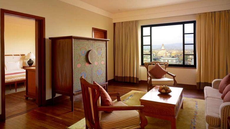 "<b>Hyatt Regency Kathmandu Suite</b>. Images powered by <a href=""https://iceportal.shijigroup.com/"" title=""IcePortal"" target=""_blank"">IcePortal</a>."