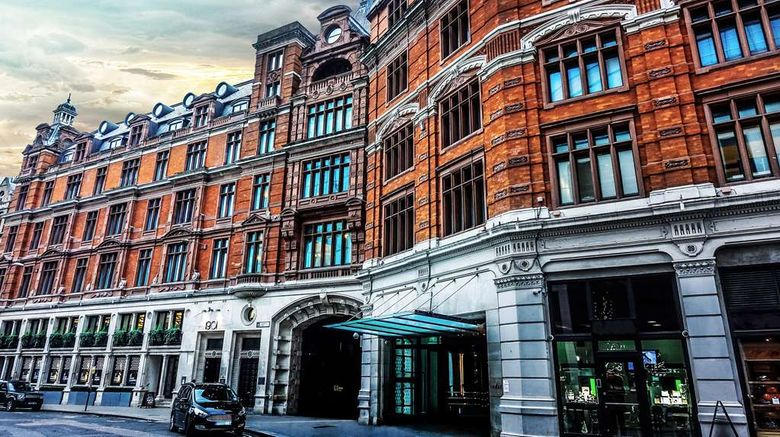 """ANdAZ London Liverpool Street Exterior. Images powered by <a href=""""http://web.iceportal.com"""" target=""""_blank"""" rel=""""noopener"""">Ice Portal</a>."""