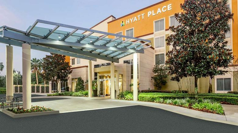 """Hyatt Place Lake Mary/Orlando North Exterior. Images powered by <a href=""""http://web.iceportal.com"""" target=""""_blank"""" rel=""""noopener"""">Ice Portal</a>."""