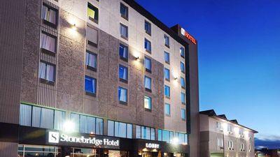 Stonebridge Hotel Fort St John