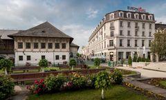Europa Royale Bucharest Hotel