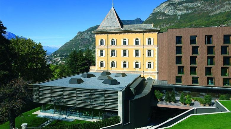 """Parc Hotel Billia Exterior. Images powered by <a href=""""http://web.iceportal.com"""" target=""""_blank"""" rel=""""noopener"""">Ice Portal</a>."""