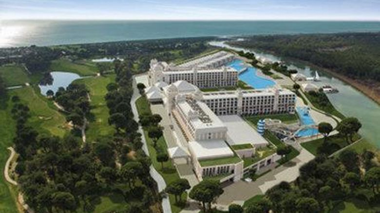 """Titanic Deluxe Belek Exterior. Images powered by <a href=""""http://web.iceportal.com"""" target=""""_blank"""" rel=""""noopener"""">Ice Portal</a>."""