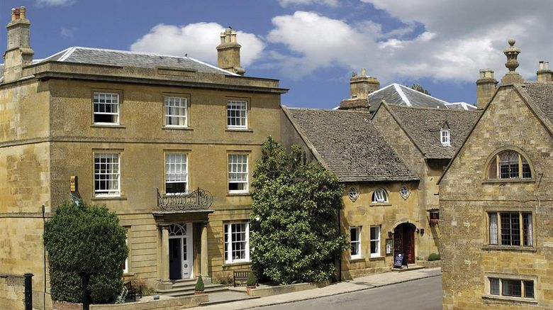 """Cotswold House Hotel  and  Spa Exterior. Images powered by <a href=""""http://web.iceportal.com"""" target=""""_blank"""" rel=""""noopener"""">Ice Portal</a>."""