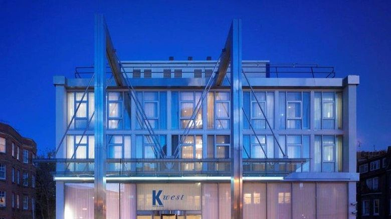 """K West Hotel  and  Spa Exterior. Images powered by <a href=""""http://web.iceportal.com"""" target=""""_blank"""" rel=""""noopener"""">Ice Portal</a>."""