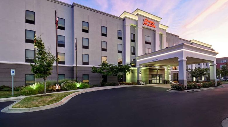 """Hampton Inn  and  Suites Columbia South Exterior. Images powered by <a href=""""http://web.iceportal.com"""" target=""""_blank"""" rel=""""noopener"""">Ice Portal</a>."""