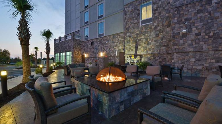 """Hampton Inn  and  Suites-Columbia Southeast Exterior. Images powered by <a href=""""http://web.iceportal.com"""" target=""""_blank"""" rel=""""noopener"""">Ice Portal</a>."""