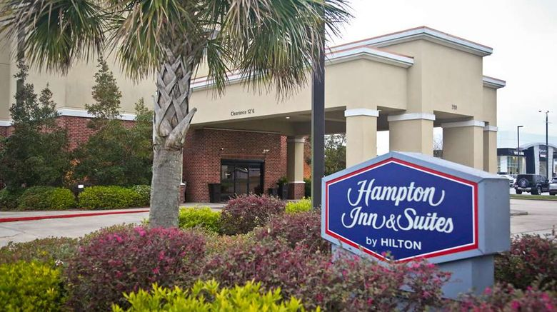 """Hampton Inn  and  Suites Jennings Exterior. Images powered by <a href=""""http://web.iceportal.com"""" target=""""_blank"""" rel=""""noopener"""">Ice Portal</a>."""
