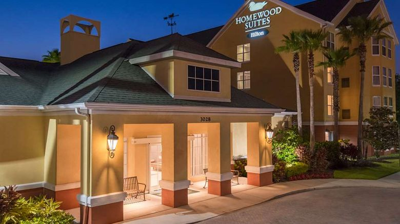 """Homewood Suites Orlando-UCF Area Exterior. Images powered by <a href=""""http://web.iceportal.com"""" target=""""_blank"""" rel=""""noopener"""">Ice Portal</a>."""