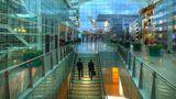 Hilton Munich Airport Lobby