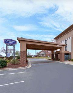 Hampton Inn Raleigh/Clayton