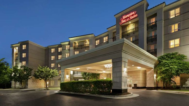 """Hampton Inn  and  Stes WAS-Dulles Intl Arpt Exterior. Images powered by <a href=""""http://web.iceportal.com"""" target=""""_blank"""" rel=""""noopener"""">Ice Portal</a>."""