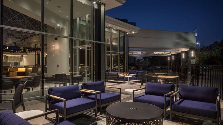 """Hilton Boston/Woburn Exterior. Images powered by <a href=""""http://web.iceportal.com"""" target=""""_blank"""" rel=""""noopener"""">Ice Portal</a>."""
