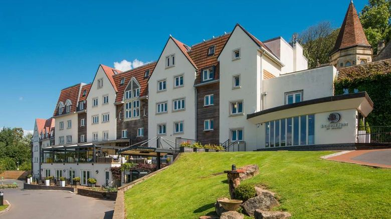 """DoubleTree by Hilton Hotel Bristol South Exterior. Images powered by <a href=""""http://web.iceportal.com"""" target=""""_blank"""" rel=""""noopener"""">Ice Portal</a>."""