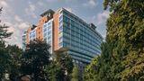 Hilton Frankfurt City Centre Exterior