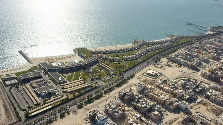 """Hilton Kuwait Resort Exterior. Images powered by <a href=""""http://web.iceportal.com"""" target=""""_blank"""" rel=""""noopener"""">Ice Portal</a>."""
