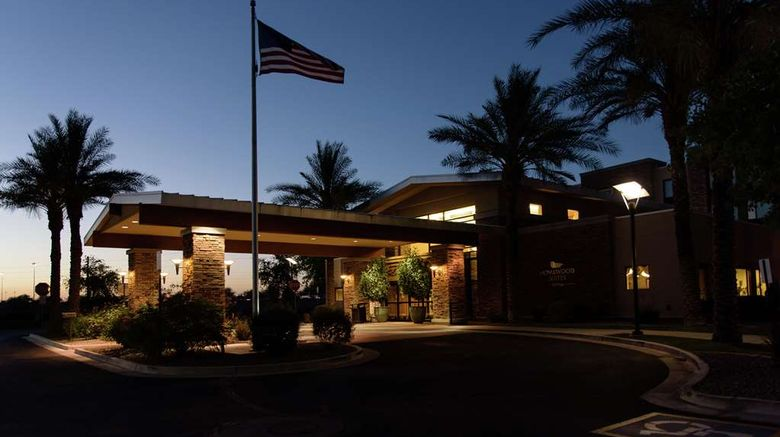 """Homewood Suites Chandler Fashion Center Exterior. Images powered by <a href=""""http://web.iceportal.com"""" target=""""_blank"""" rel=""""noopener"""">Ice Portal</a>."""