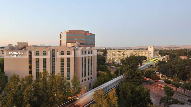 """Embassy Suites by Hilton Walnut Creek Exterior. Images powered by <a href=""""http://web.iceportal.com"""" target=""""_blank"""" rel=""""noopener"""">Ice Portal</a>."""