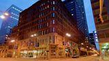 Hilton St Louis Downtown Exterior