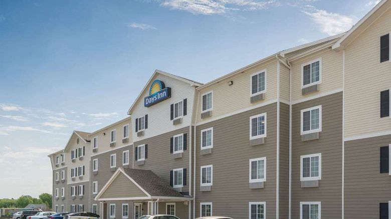 """Days Inn  and  Suites Rochester South Exterior. Images powered by <a href=""""http://web.iceportal.com"""" target=""""_blank"""" rel=""""noopener"""">Ice Portal</a>."""